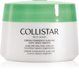 Collistar Special Perfect Body Sublime Melting Cream Verstevigende en Voedende Crème voor Zeer Droge Huid