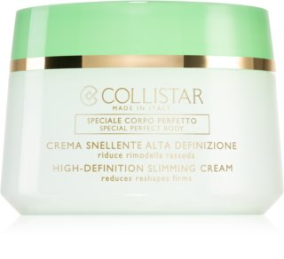 Collistar Special Perfect Body High-Definition Slimming Cream zoštíhľujúci telový krém