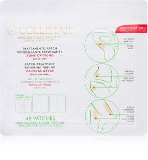 Collistar Special Perfect Body Patch-Treatment Reshaping Firming Critical Areas megújító tapaszok problémás részekre