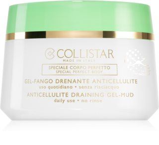 Collistar Special Perfect Body Anticellulite Draining Gel-Mud gel corporal reductor contra la celulitis