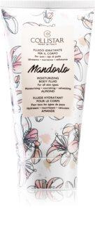 Collistar Mandorlo Moisturizing Body Fluid пом'якшуючий крем для тіла для живлення та зволоження