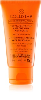 Collistar Sun Protection Sun Cream Anti - Aging SPF 15