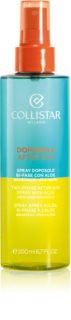 Collistar Special Perfect Tan Two-Phase After Sun Spray with Aloe олио за тяло  след слънчеви бани