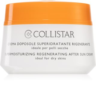 Collistar Special Perfect Tan Supermoisturizing Regenerating After Sun Cream Herstellende en Hydraterende Crème  After Sun