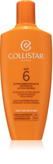 Collistar Sun Protection napozókrém SPF 6