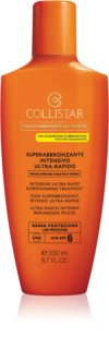 Collistar Special Perfect Tan Intensive Ultra-rapid Supertanning Treatment crema solar SPF 6