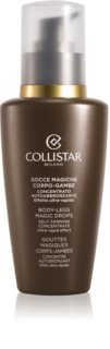 Collistar Tan Without Sunshine Body-Legs Magic Drops Zelfbruinende Emulsie  voor Lichaam en Benen
