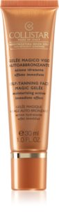 Collistar Tan Without Sunshine Self-Tanning Face Magic Gelée gel za samotamnjenje za lice