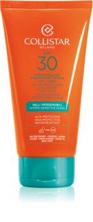 Collistar Sun Protection водостойкий крем для загара SPF 30