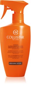 Collistar Special Perfect Tan Supertanning Water Moisturizing Anti-Salt spray hidratante estimulador de bronzear com aloé vera