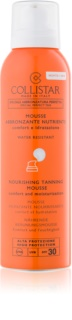 Collistar Sun Protection Sunscreen Face and Body Mousse SPF 30