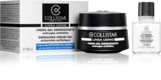 Collistar Energizing Cream-Gel kit di cosmetici VI. per uomo