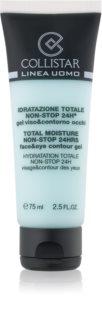 Collistar Total Moisture Non-Stop 24hrs feuchtigkeitsspendendes Gesichtsgel mit erfrischender Wirkung für Gesicht und Augenpartien