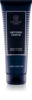 Collistar Vetiver Forte gel de dus pentru bărbați