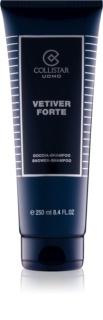 Collistar Vetiver Forte душ гел  за мъже