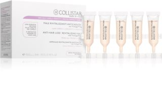 Collistar Special Perfect Hair Anti-Hair Loss Revitalizing Vials Hair Treatment to Treat Hair Loss