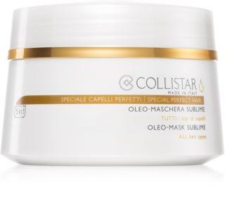 Collistar Special Perfect Hair Oleo-Mask Sublime máscara à base de óleo para todos os tipos de cabelos