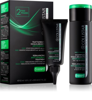 Collistar Rebalancing Shampoo Cosmetic Set VIII. for Men
