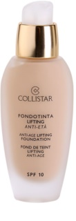 Collistar Foundation Anti-Age Lifting tekući puder s lifting učinkom SPF 10