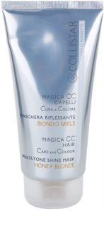 Collistar Magica CC maitinamoji tonizuojamoji kaukė visų tipų šviesiems plaukams