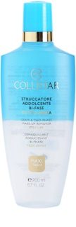 Collistar Gentle Two-Phase Make-up Remover Waterproef Make-up Remover voor Lippen en Ogen
