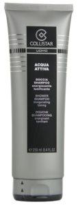 Collistar Acqua Attiva шампунь и гель для душа 2в1