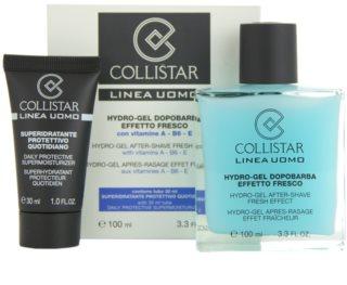 Collistar Man gel poslije brijanja + dnevna hidratantna krema za sve tipove kože