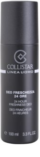 Collistar Man déodorant en spray protection 24h