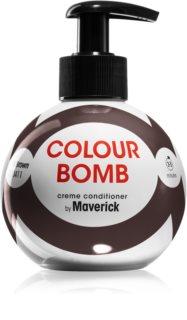 Colour Bomb by Maverick Cold Brown barva za lase, ki se izpira za lase Cold Brown CB0411 250 ml