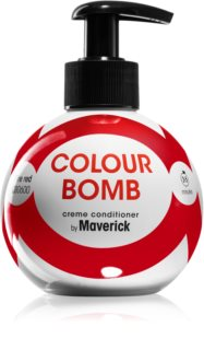Colour Bomb by Maverick Fire Red tinte lavable para cabello