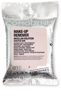 Comodynes Make-up Remover Micellar Solution lingettes démaquillantes peaux sensibles