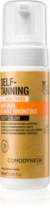 Comodynes Self-Tanning Self-Tanning Mousse for Body