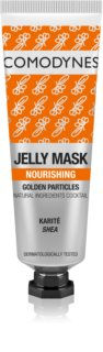 Comodynes Jelly Mask Golden Particles nährende Gel-Maske