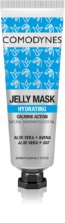 Comodynes Jelly Mask Calming Action maschera in gel idratante