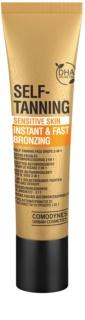 Comodynes Self-Tanning gotas autobronceadoras para el rostro