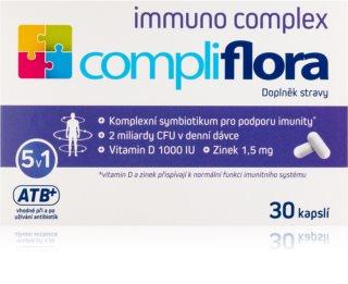 Compliflora Immuno Complex  30 kaplsí doplněk stravy  s prebiotiky