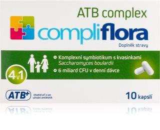 Compliflora ATB complex 10 kapslí doplněk stravy  s prebiotiky
