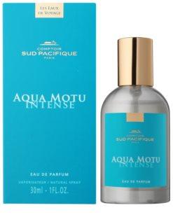 Comptoir Sud Pacifique Aqua Motu Intense eau de parfum campione unisex