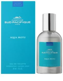 Comptoir Sud Pacifique Aqua Motu eau de toilette da donna
