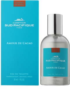 Comptoir Sud Pacifique Amour De Cacao eau de toilette sample for Women