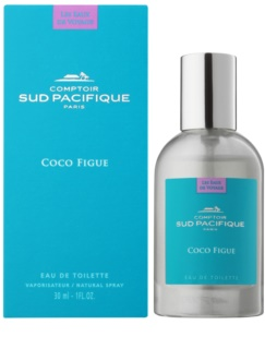 Comptoir Sud Pacifique Coco Figue eau de toilette sample for Women
