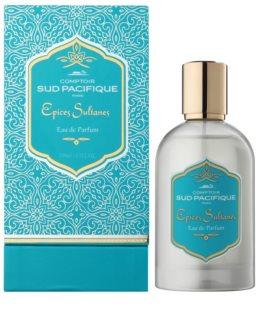 Comptoir Sud Pacifique Epices Sultanes woda perfumowana unisex 100 ml