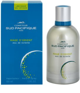 Comptoir Sud Pacifique Mage D´Orient eau de toilette sample for Men