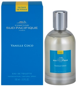 Comptoir Sud Pacifique Vanille Coco Eau de Toilette für Damen