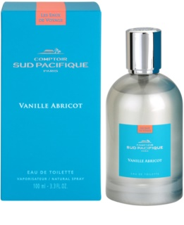 Comptoir Sud Pacifique Vanille Abricot eau de toilette sample for Women