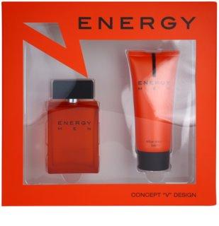 Concept V Energy darilni set I. za moške