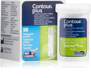 Countour PLUS testovací proužky k určení hladiny glukózy v krvi