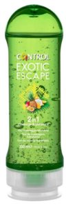 Control Exotic Escape gel lubrifiant 2 en 1