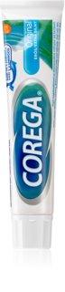 Corega Original crema fijadora para prótesis dentales con fijación extra fuerte