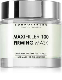 Corpolibero Maxfiller 100 Firming Mask ujędrniająca maseczka do twarzy